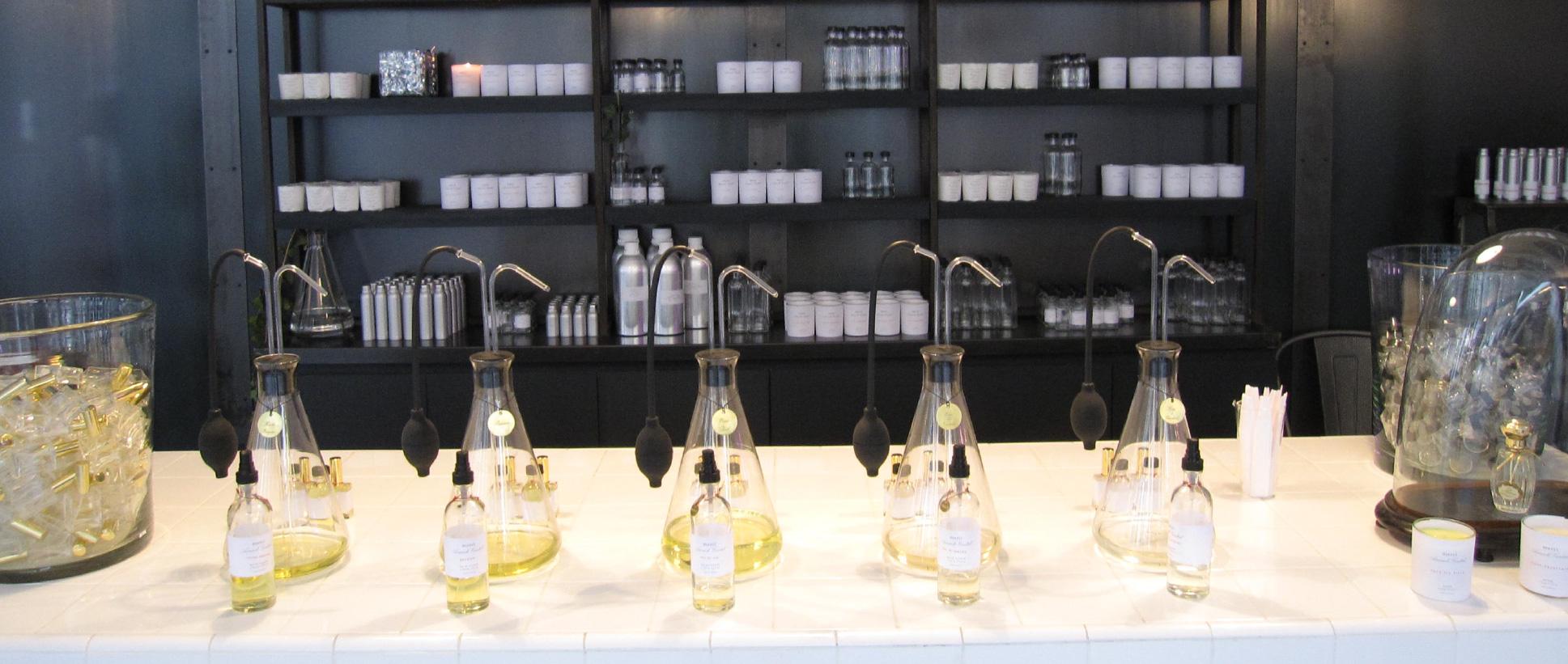 laboratoire parfum